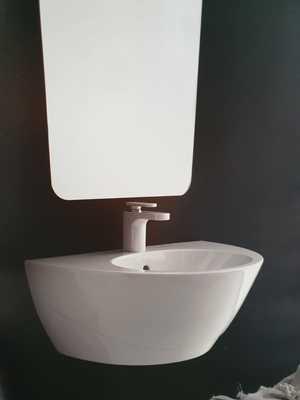 Sostituzione lavabo